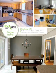 Photos and description of Fergus Home in Sudbury